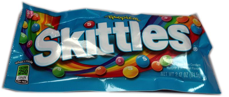 Tropical Skittles
