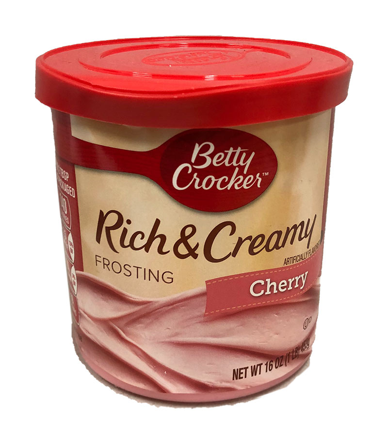 Betty Crocker Frostings Cherry