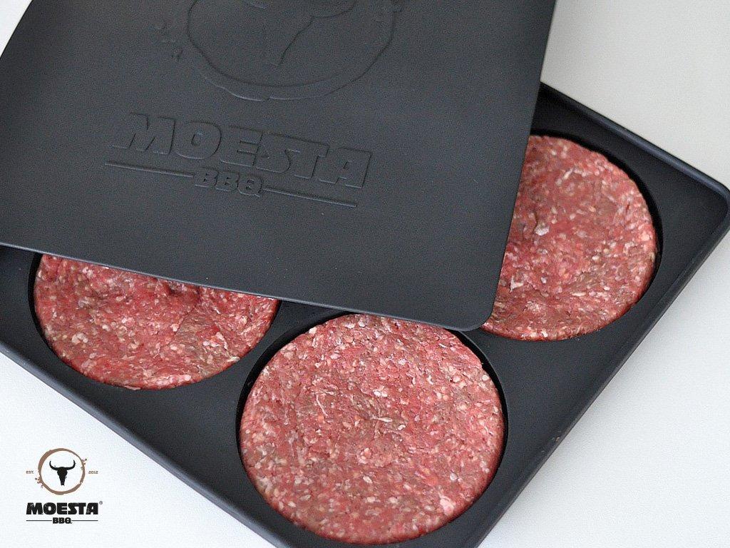 Moesta BurgerPresse - Die No. 1 unter den Hamburgerpressen