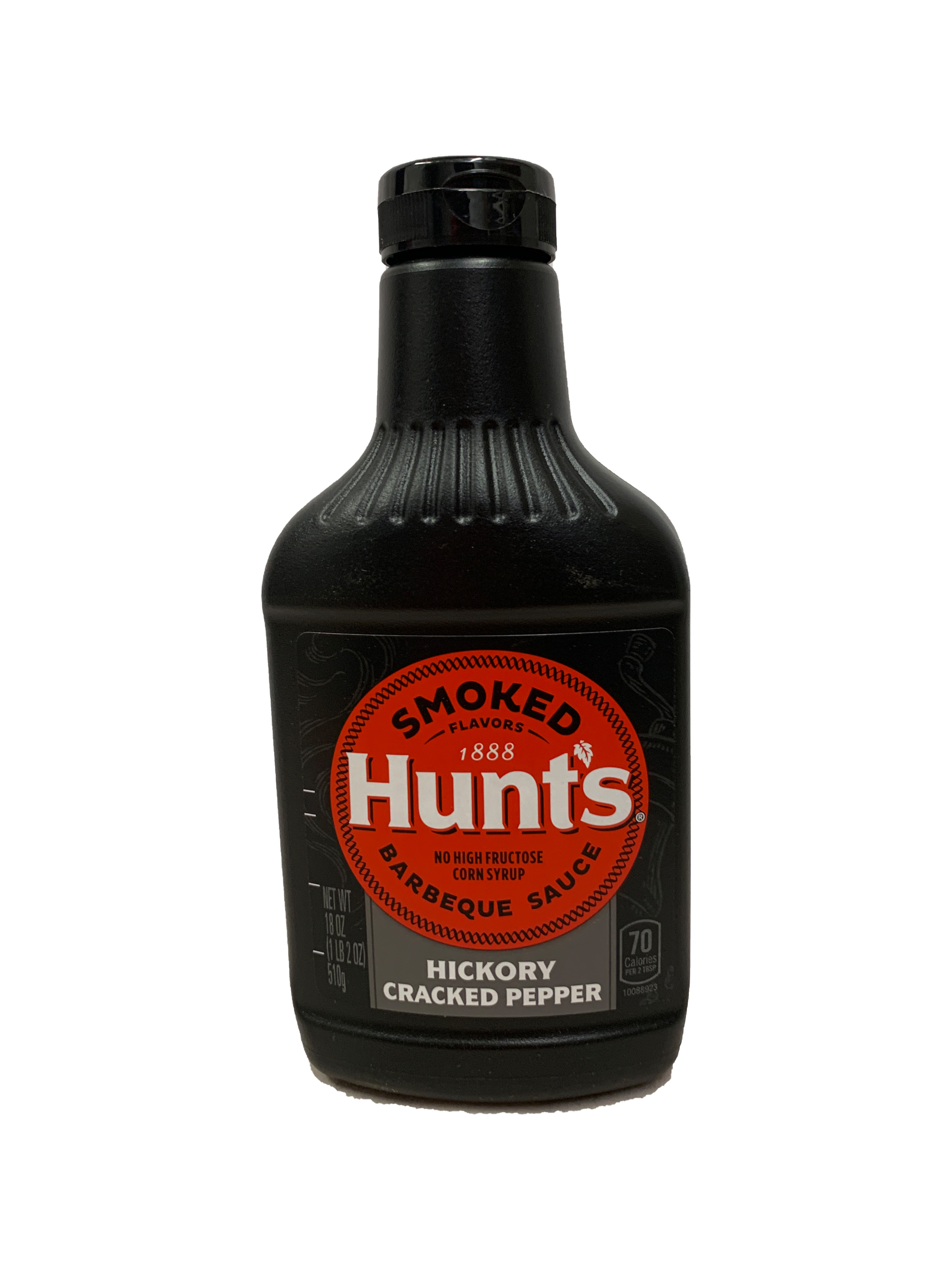 Hunt's Smoke BBQ Sauce Hickory Cracked Pepper (MHD 16.03.2020)
