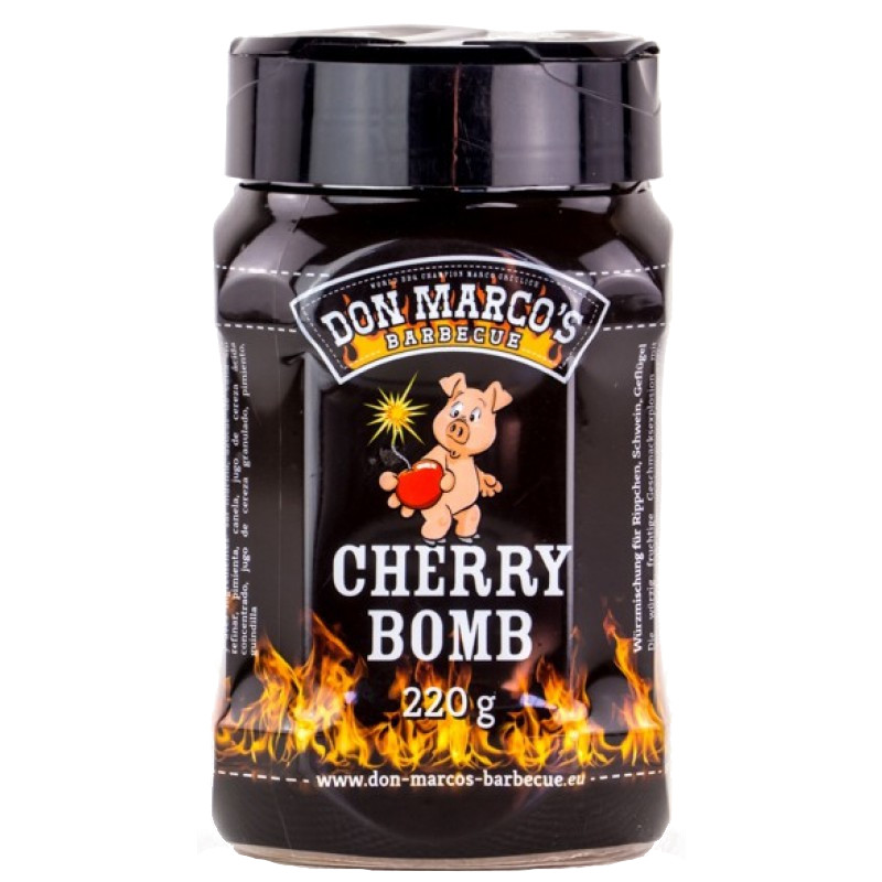 Don Marco's Cherry Bomb Gewürz (PET Dose) 220g