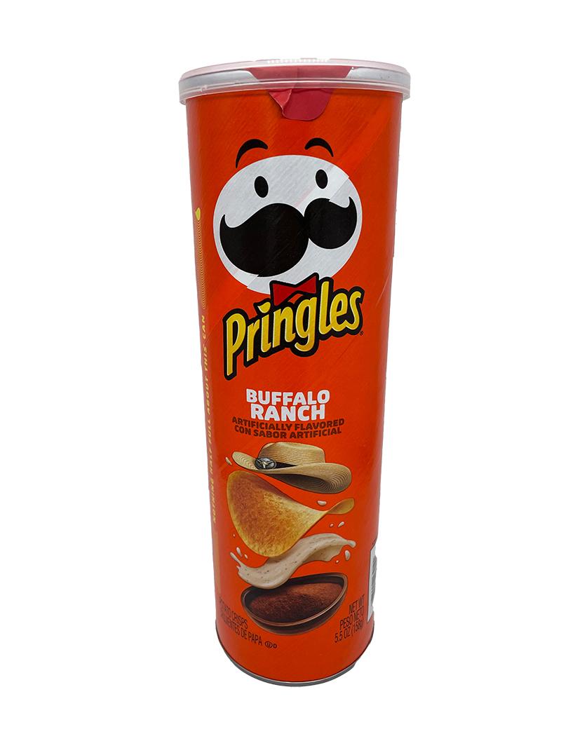 Pringles Buffalo Ranch (158g)