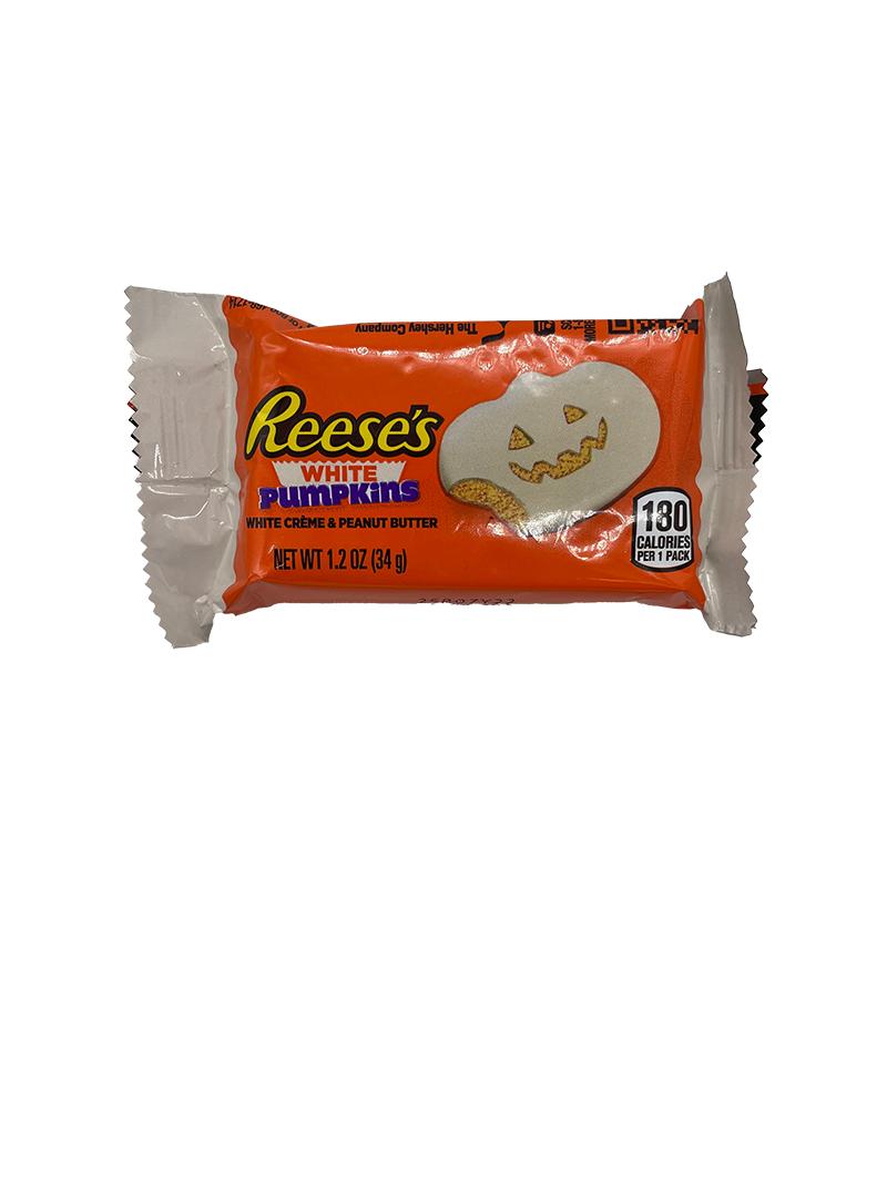 Halloween - Reese's White Peanut Butter Pumpkins (34g)