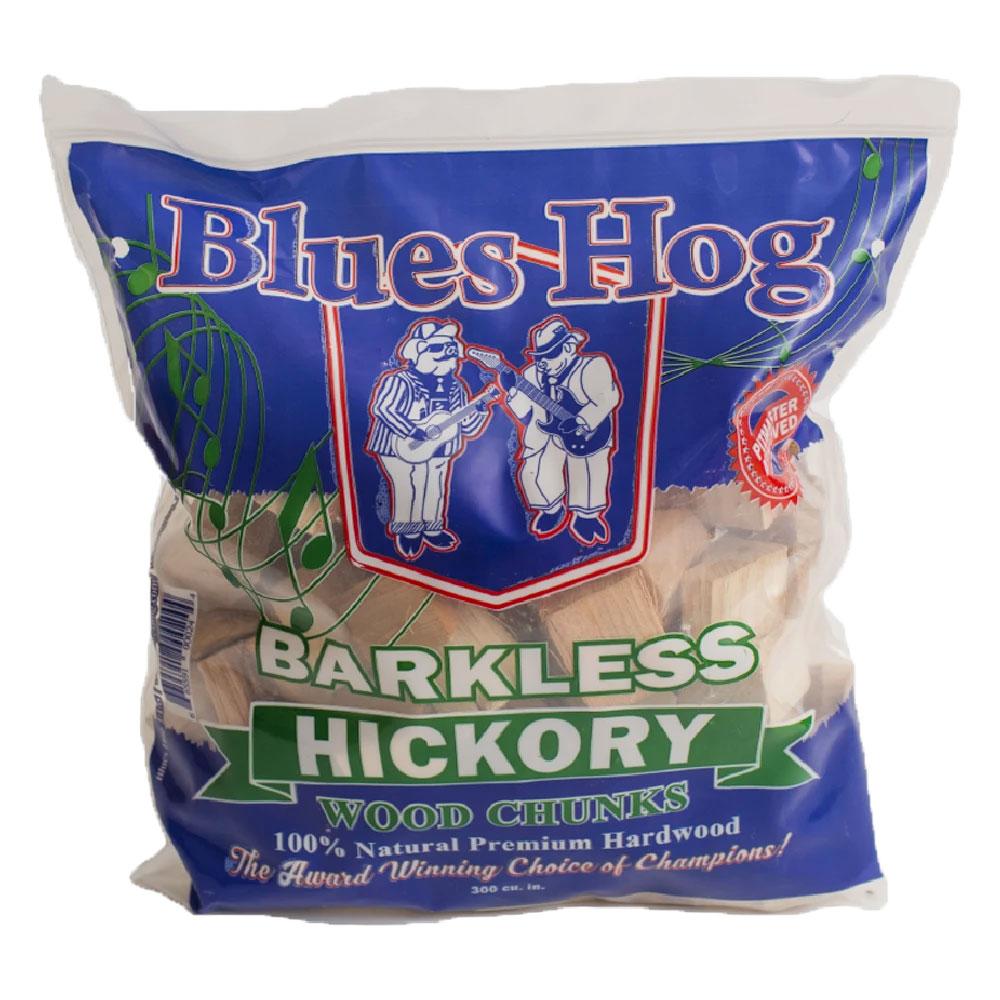 Blues Hog Barkless Hickory Wood Chunks 1,6 kg