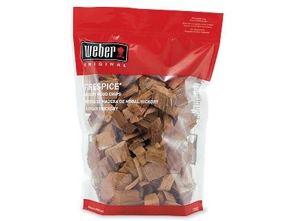Weber Räucherchips Fire Spice Hickory