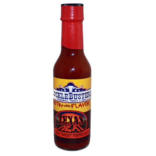 Suckle Busters Texas Heat Ghost Pepper Sauce
