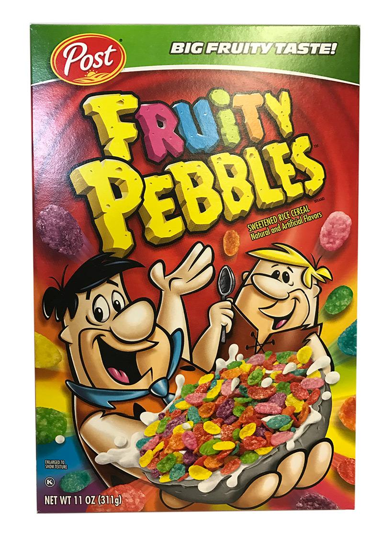 Post Fruity Pebbles Cerealien (311g)