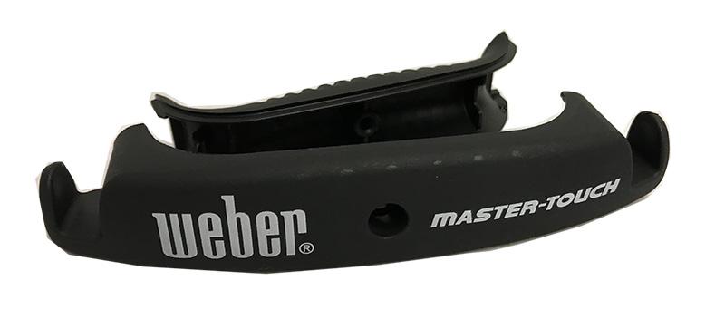 Weber Griff mit integriertem Besteckhalter