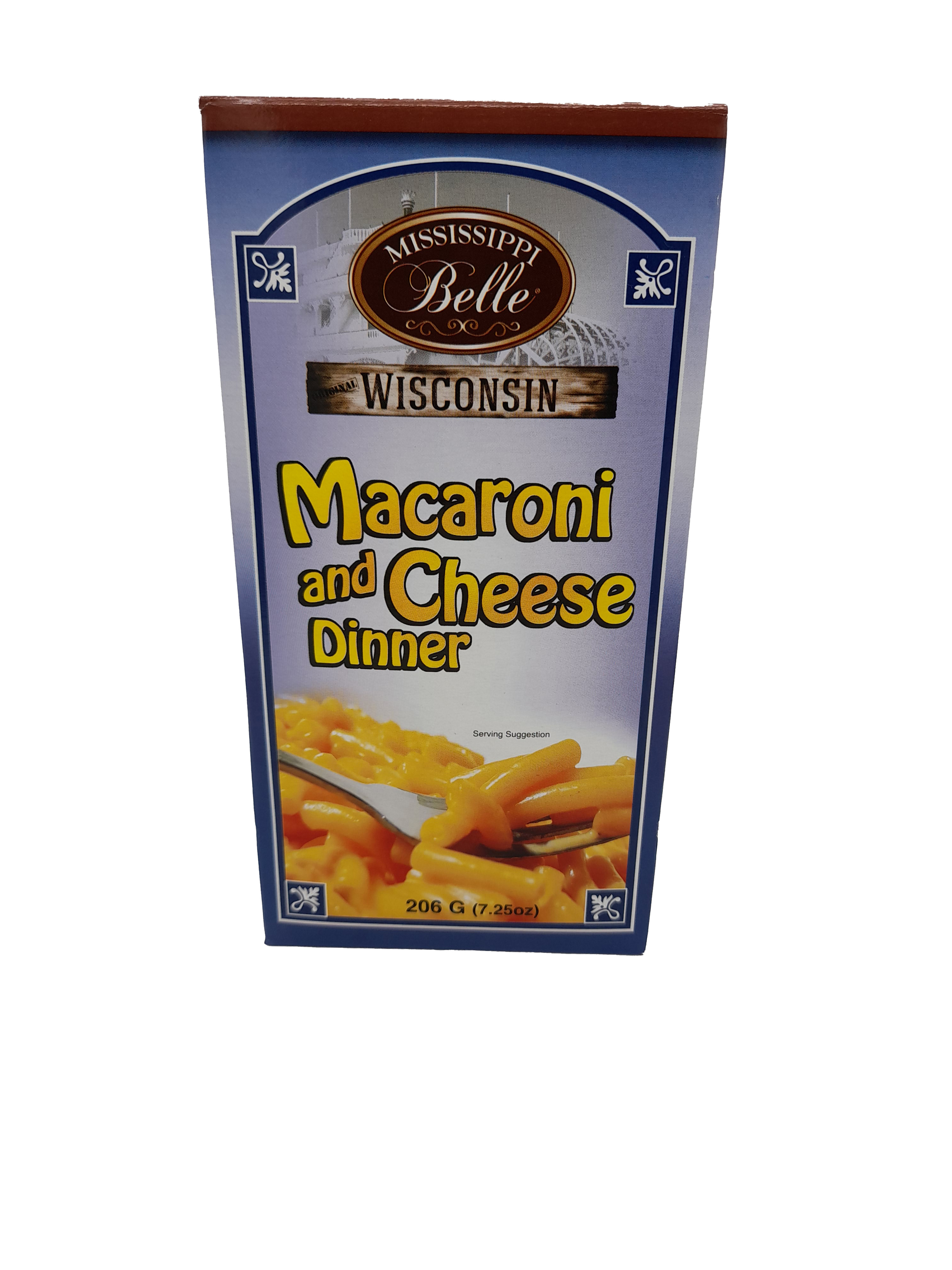 MB Macaroni and Cheese Dinner