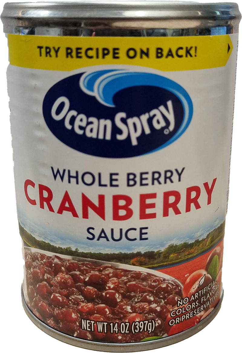Ocean Spray Whole Berry Cranberry Sauce 397g