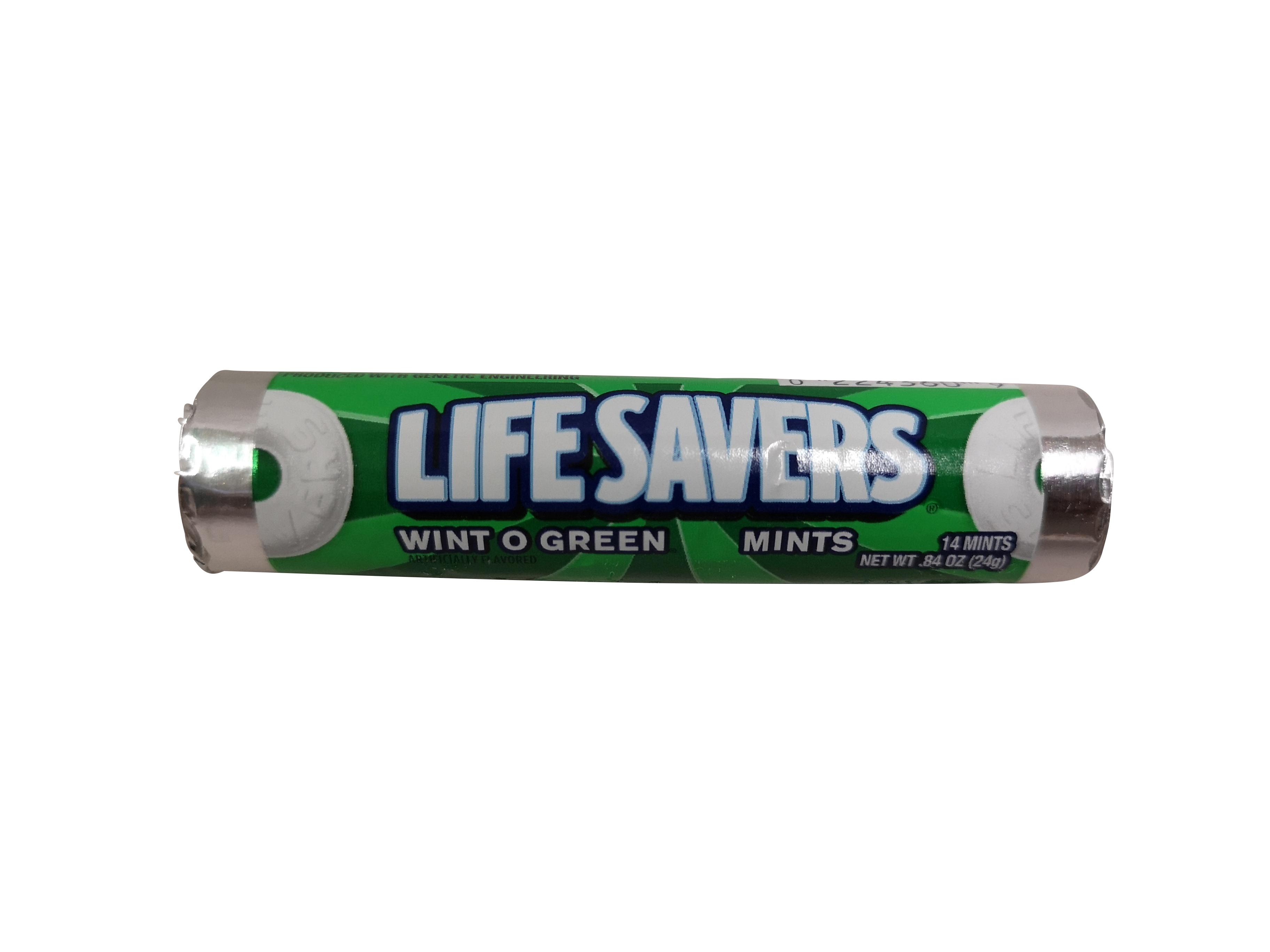Life Savers Wint O Green