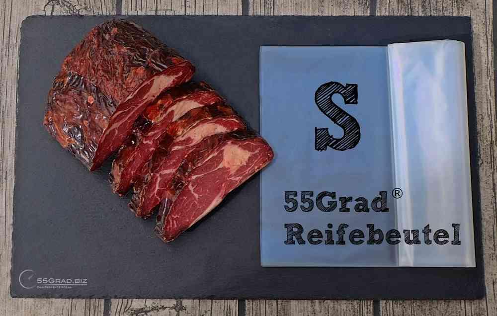 Das perfekte Steak Set Membranreifebeutel Größe S