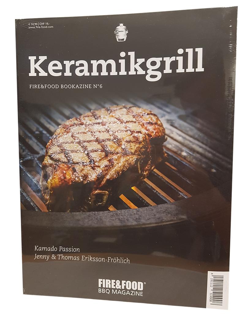 Fire & Food BBQ Magazine Keramikgrill