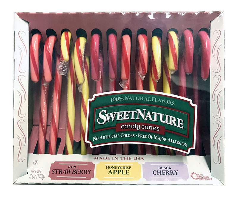 Candy Canes Sweet Nature