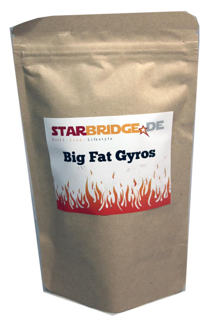 Starbridge Big Fat Gyros Rub (MHD 15.02.2020)