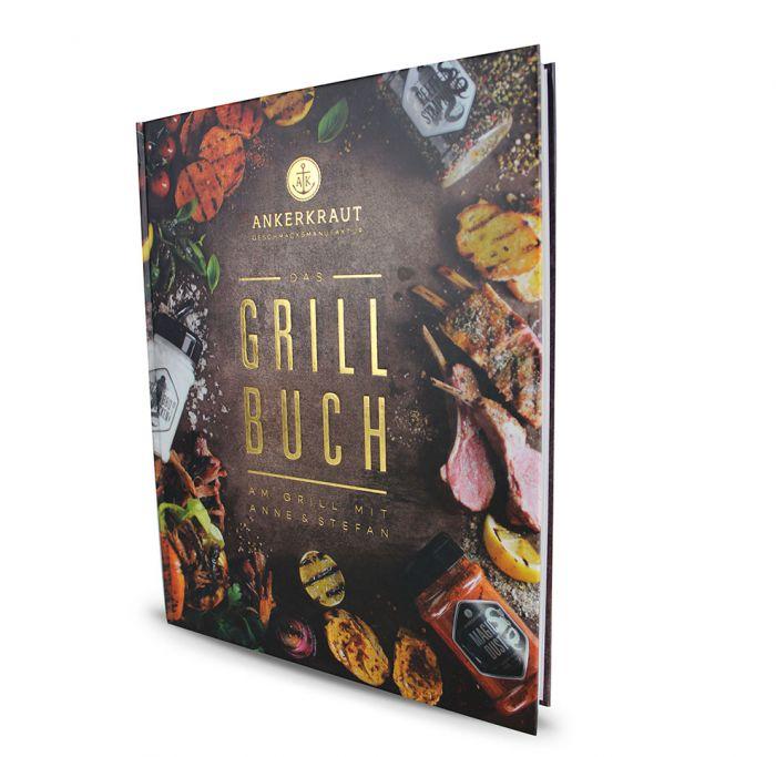 """Ankerkraut """"Das Grillbuch"""""""
