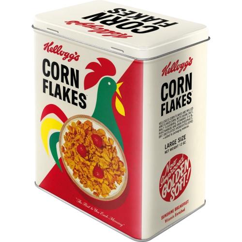 "Vorratsdose ""Kellog´s Corn Flakes Cornelius"""
