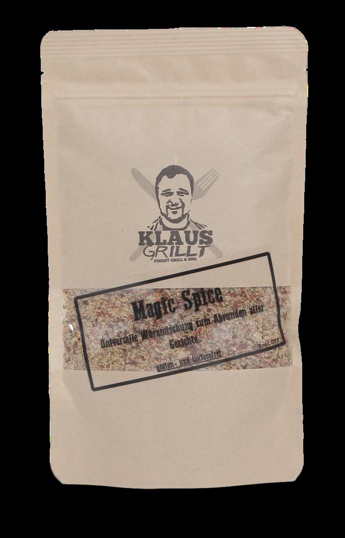 Klaus Grillt Magic Spice 200g Beutel