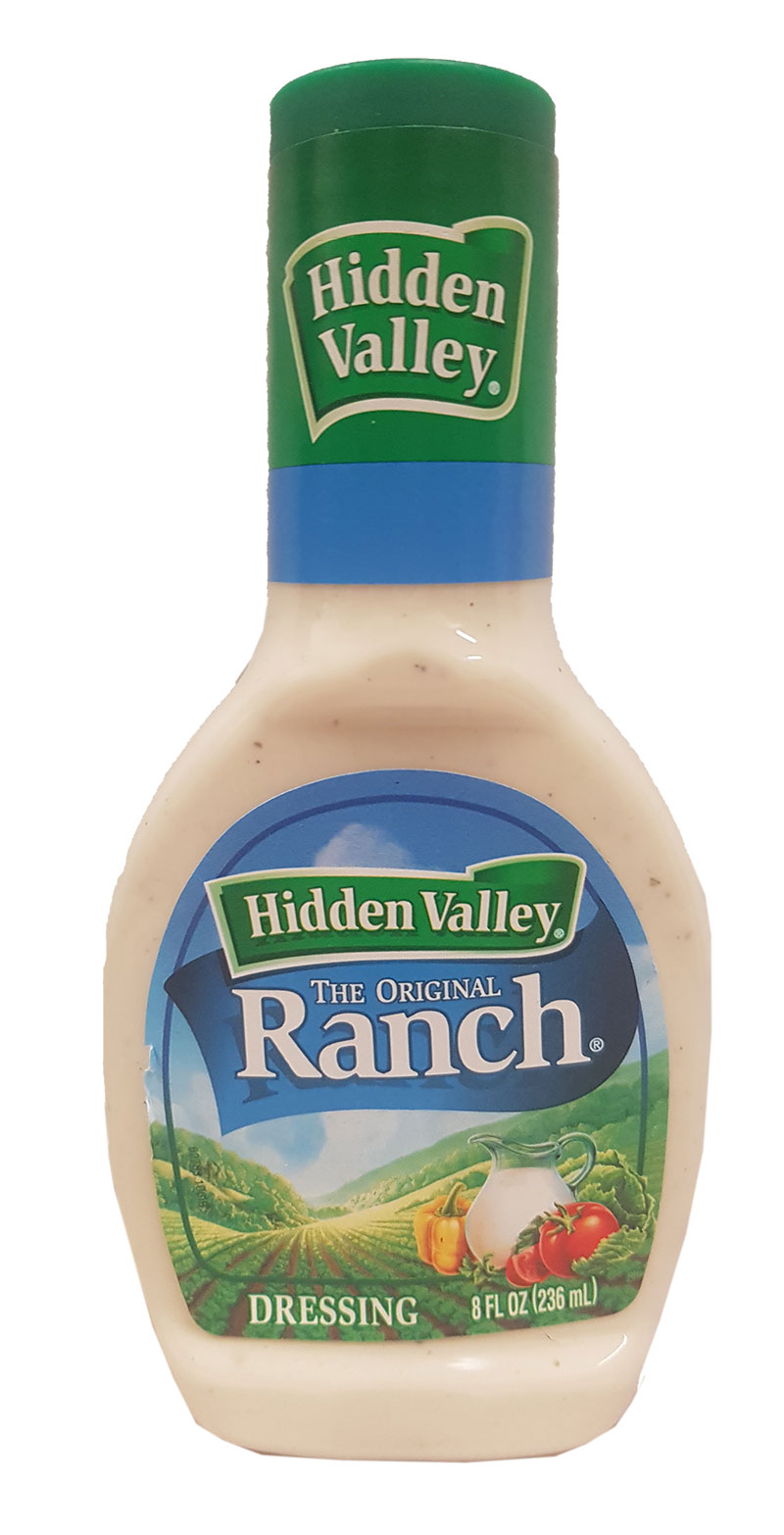 Hidden Valley Original Ranch Dressing (236ml)