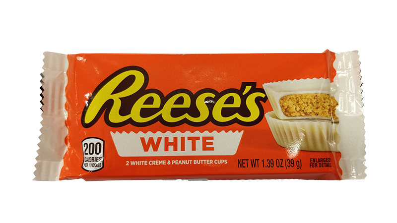 Reese's Peanut Buttercups White