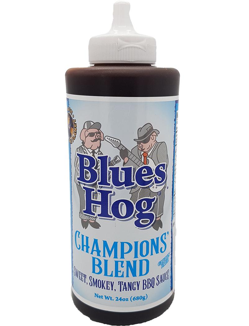 Blues Hog Champions Blend Squeeze 24oz