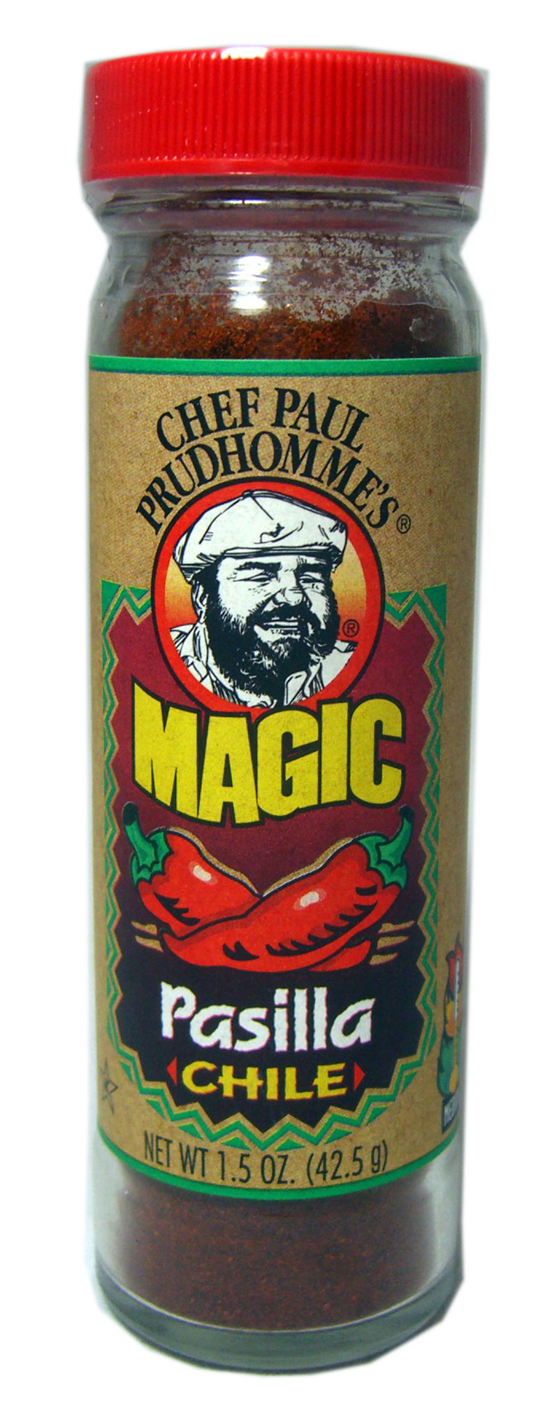 Paul Prudhomme Magic Pasilla Chile 42,5g (MHD: 03.06.2019)