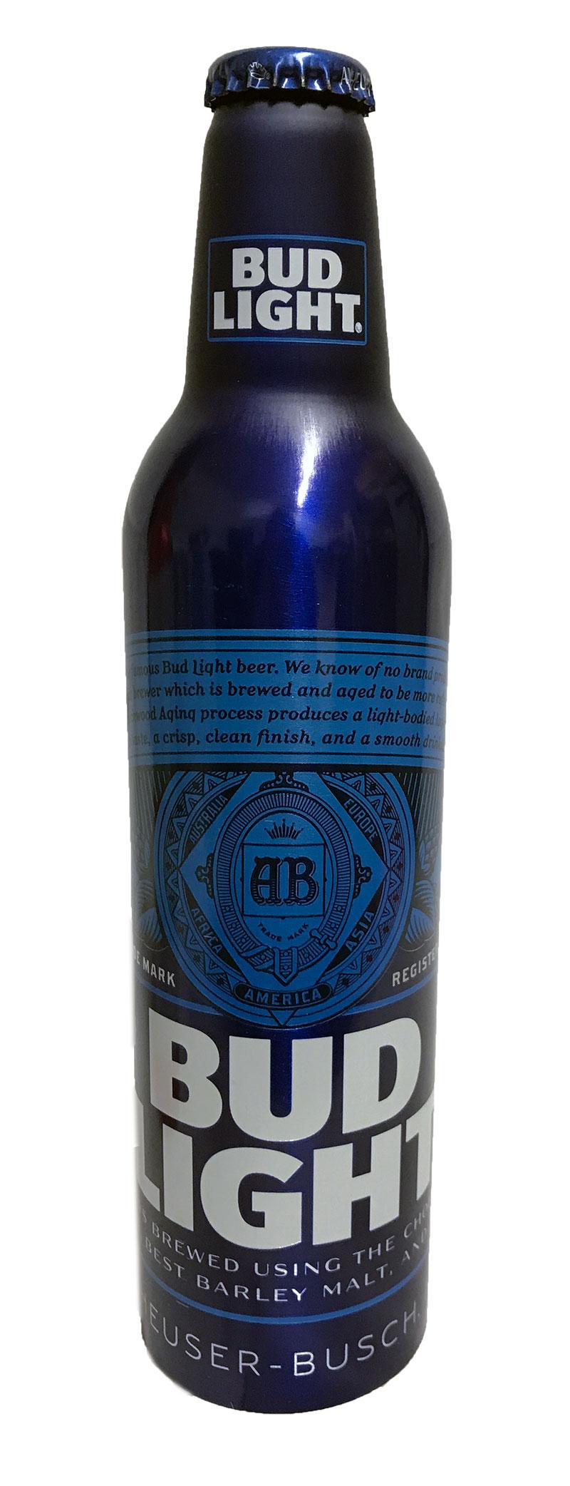 Bud Light Lagerbier (zzgl. 0,25€ Pfand)