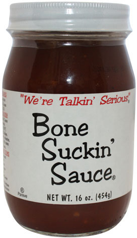 Bone Suckin Sauce Regular
