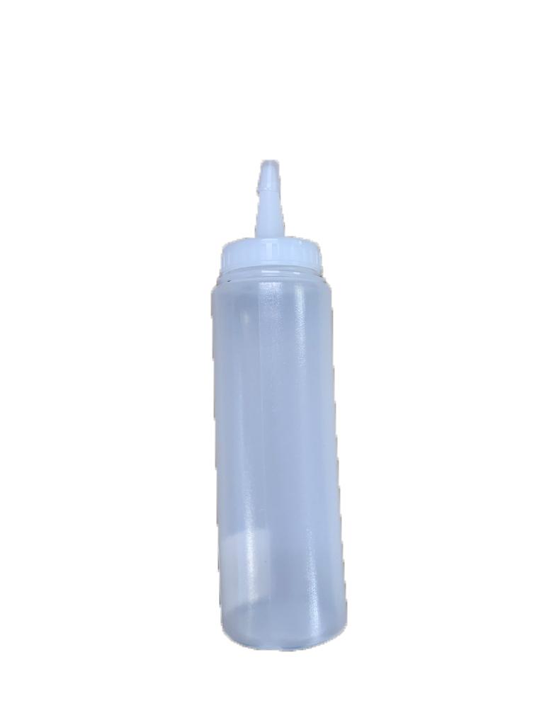 Quetschflasche mit Verschlusskappe 0,2 l