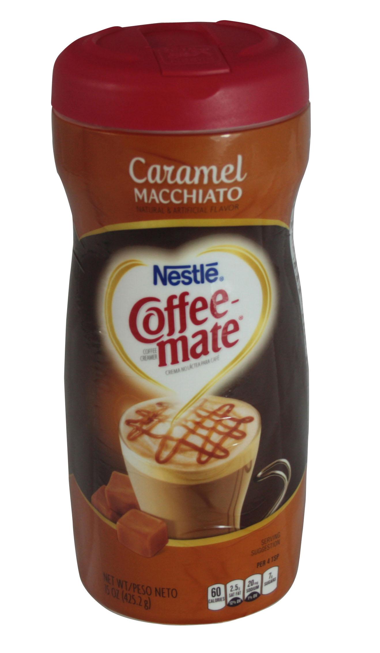 Nestle Coffee Mate Caramel Latte