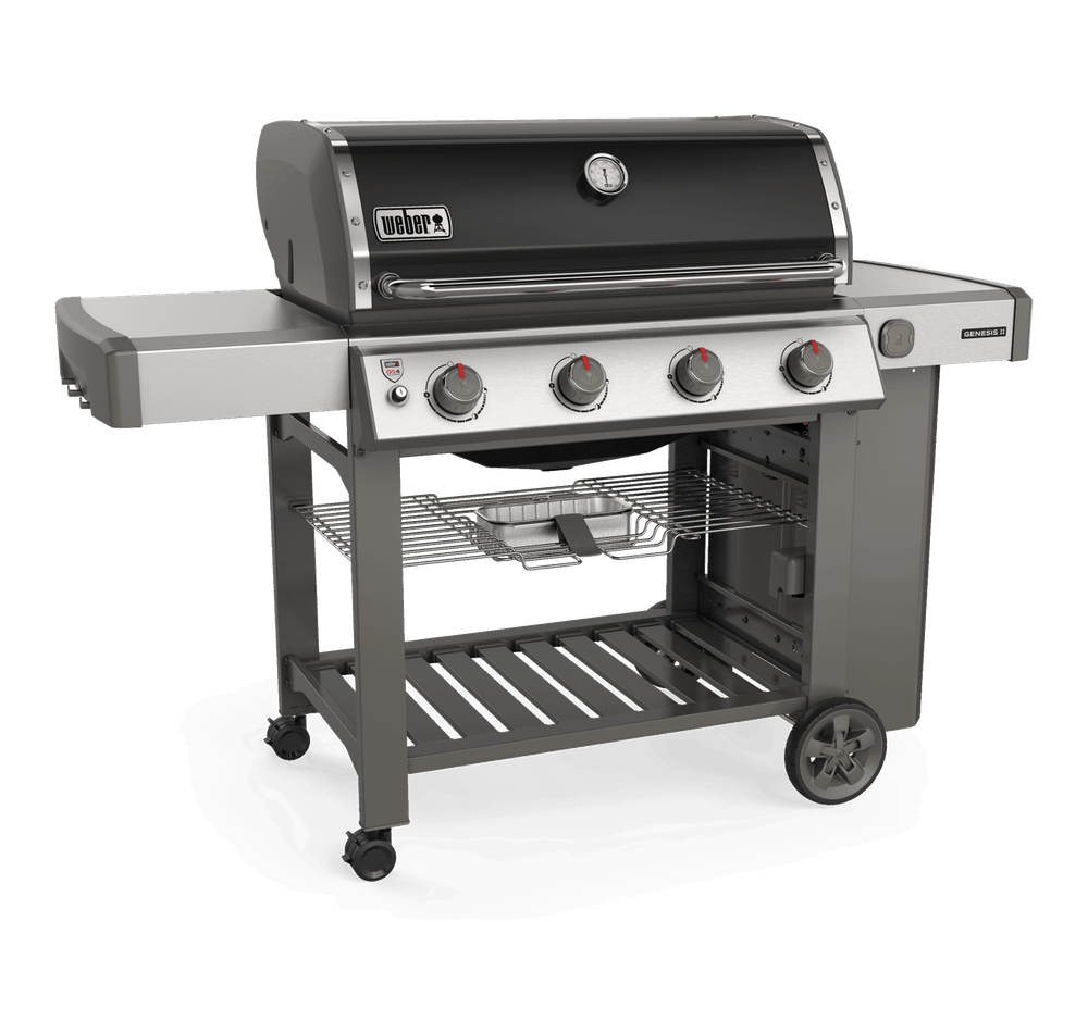 Weber Genesis II E-410 GBS Black Modell 2020