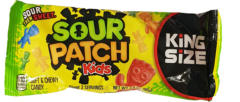 Sour Patch Kids King Size 96g