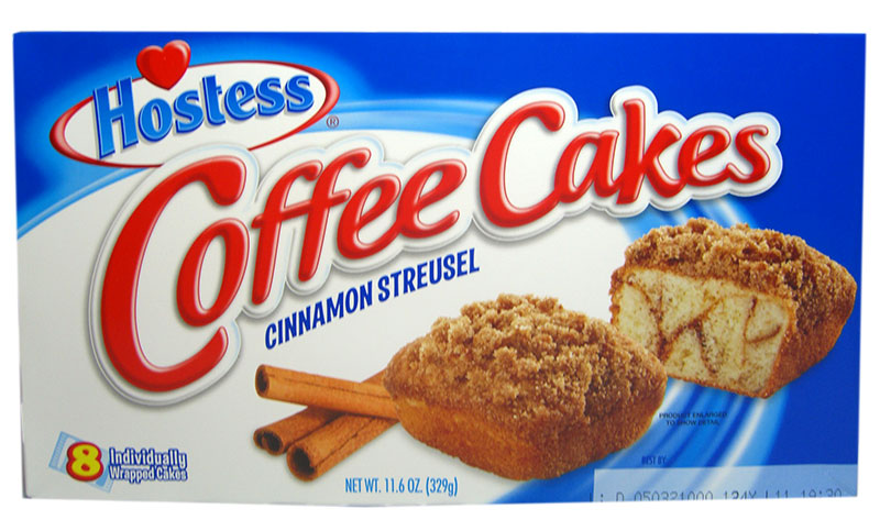 Hostess Coffee Cake (82g)