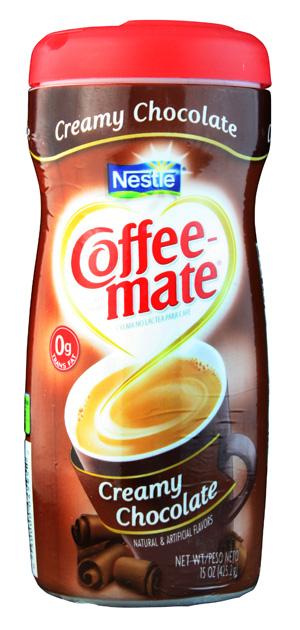 Nestle Coffee Mates Chocolate Creme