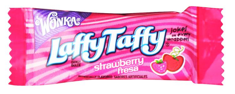 LaffyTaffy strawberry fresa