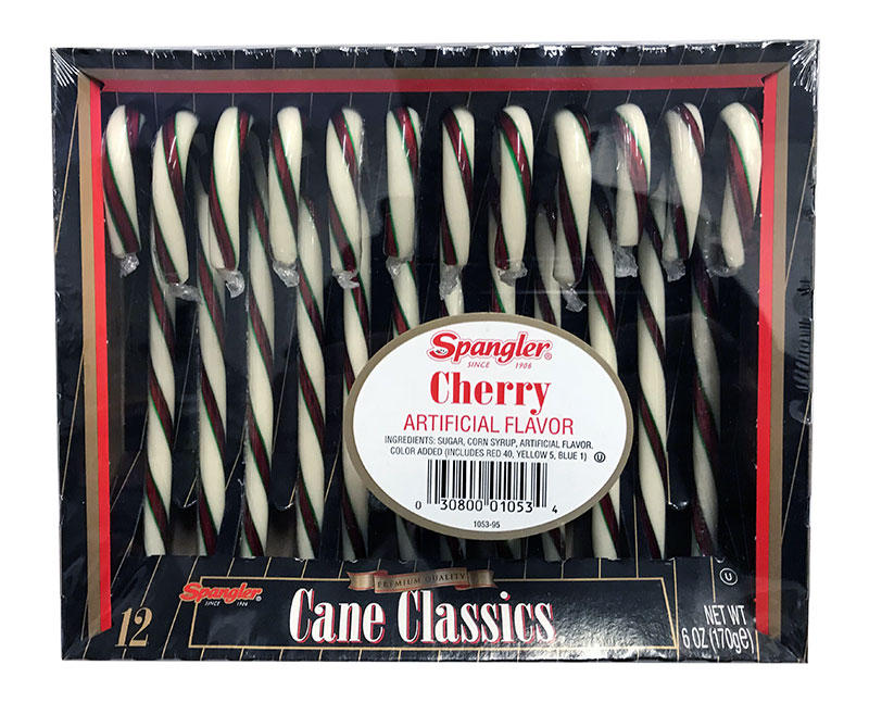 Candy Canes Cherry Classic