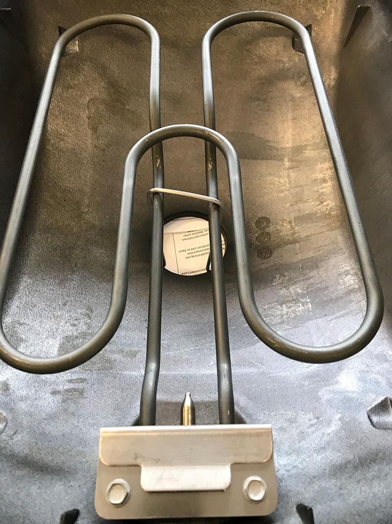 Weber Elektrogrill Heizelement Weber Q 140/1400