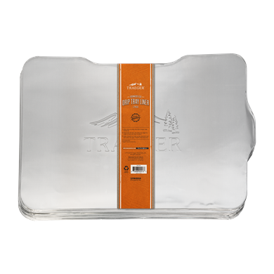 Traeger Ablaufblech-Schutzfolie für Ironwood 650 - 5 Pack