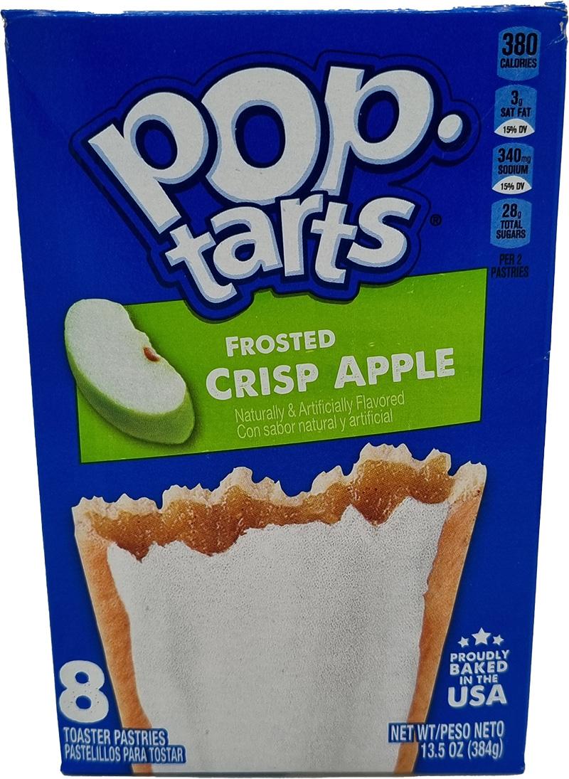 Kelloggs Poptarts Frosted Crisp Apple