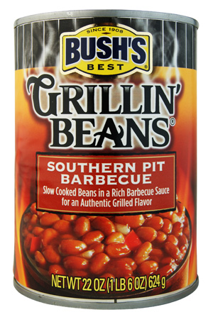 Bush's Best Grillin' Beans Southern Pit BBQ