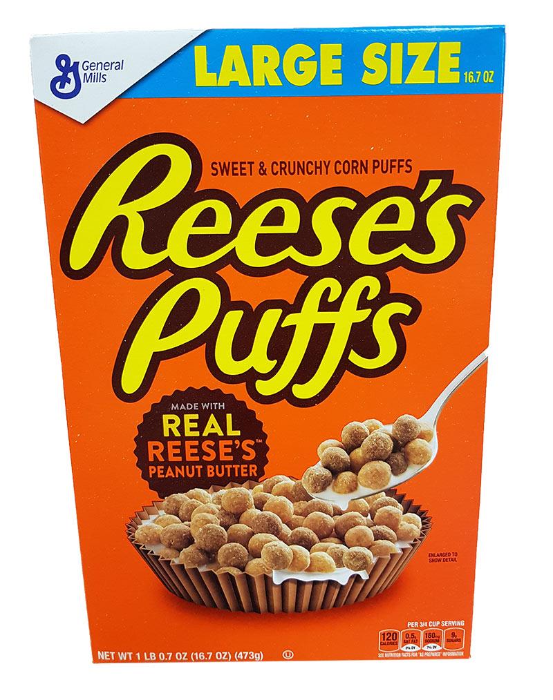 Reeses Puffs 473g