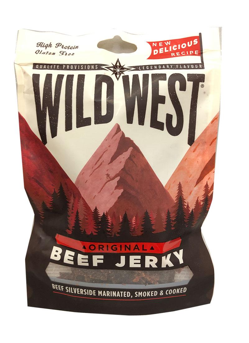 Wild West Beef Jerky Original 70 Gramm