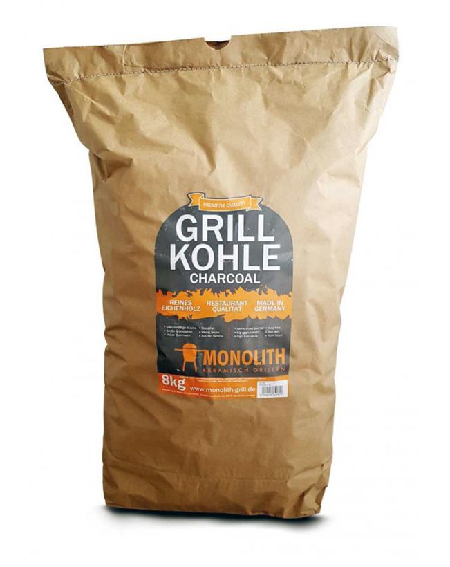 Monolith Grill Holzkohle 8 kg