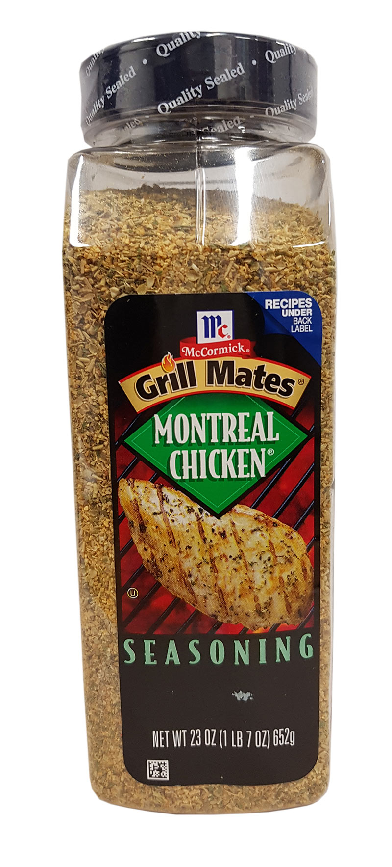 McCormick Grill Mates Montreal Chicken Seasoning 652g