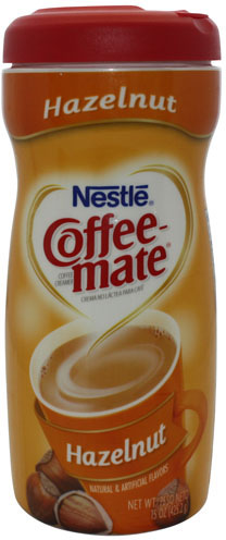 Nestle Coffee Mates Hazelnut