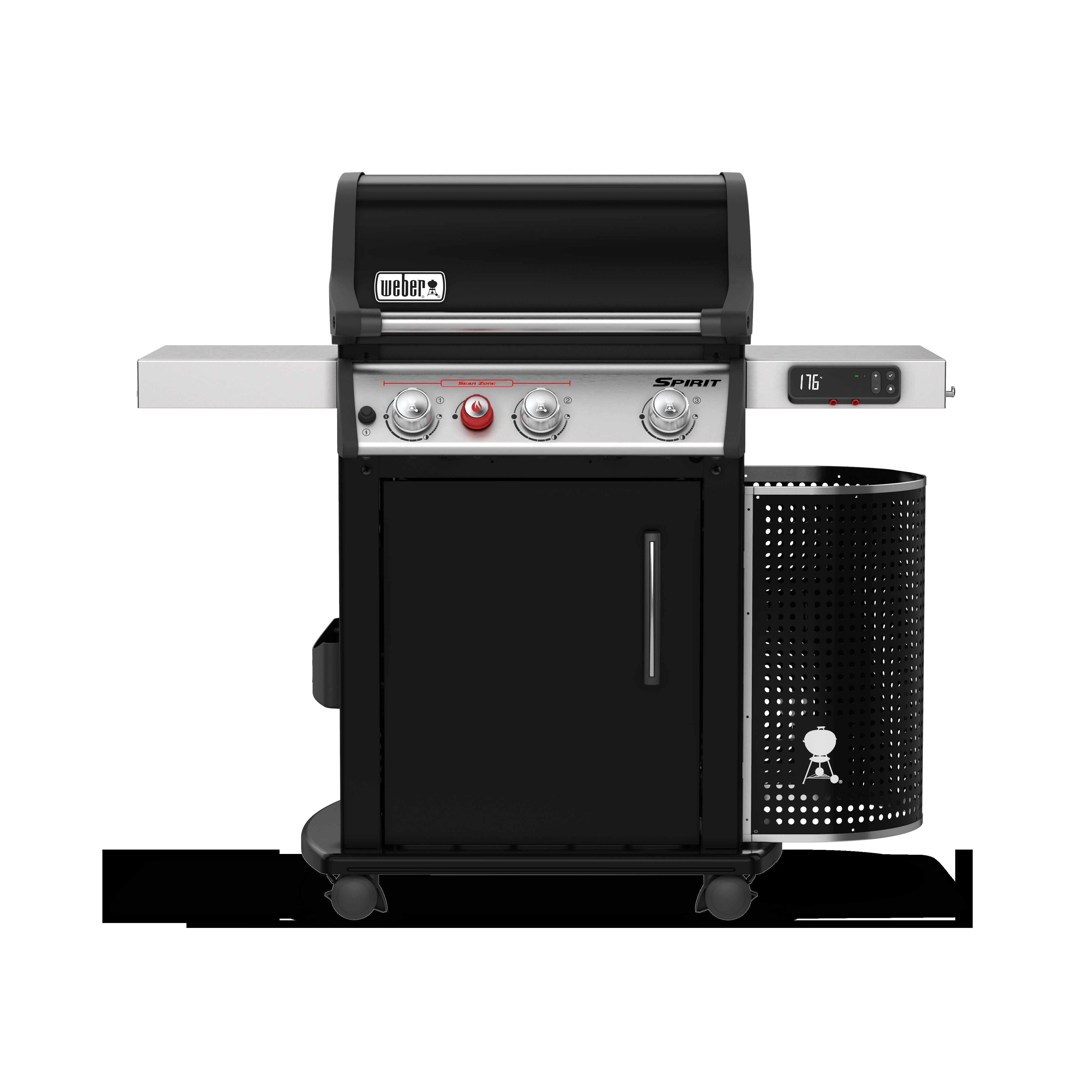 Weber Spirit EPX-325S GBS Black