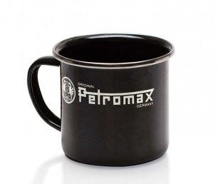 Petromax Emaille-Becher - schwarz