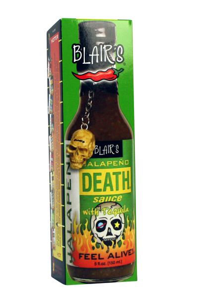 Blair´s Death Rain Jalapeno Death Sauce