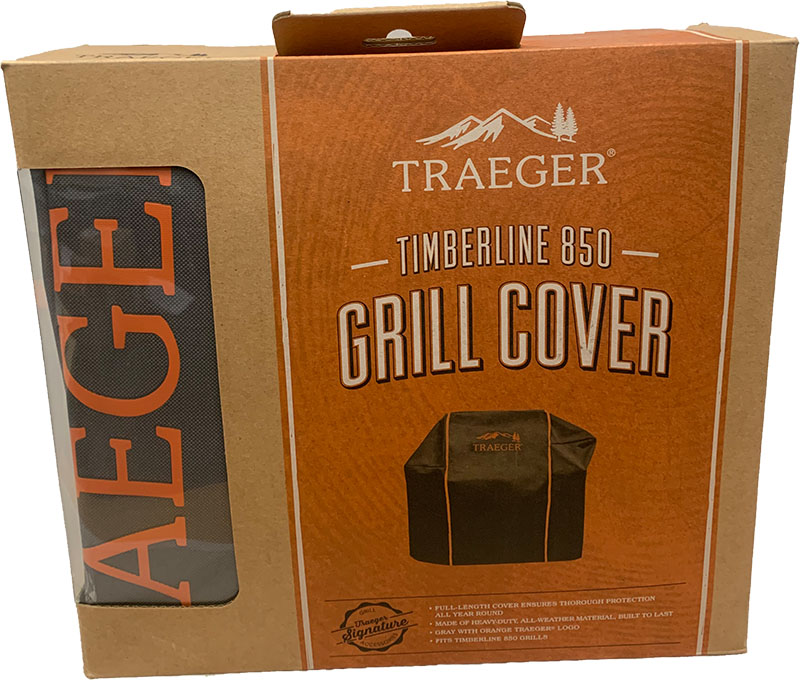 Traeger Timberline 850 Abdeckhaube