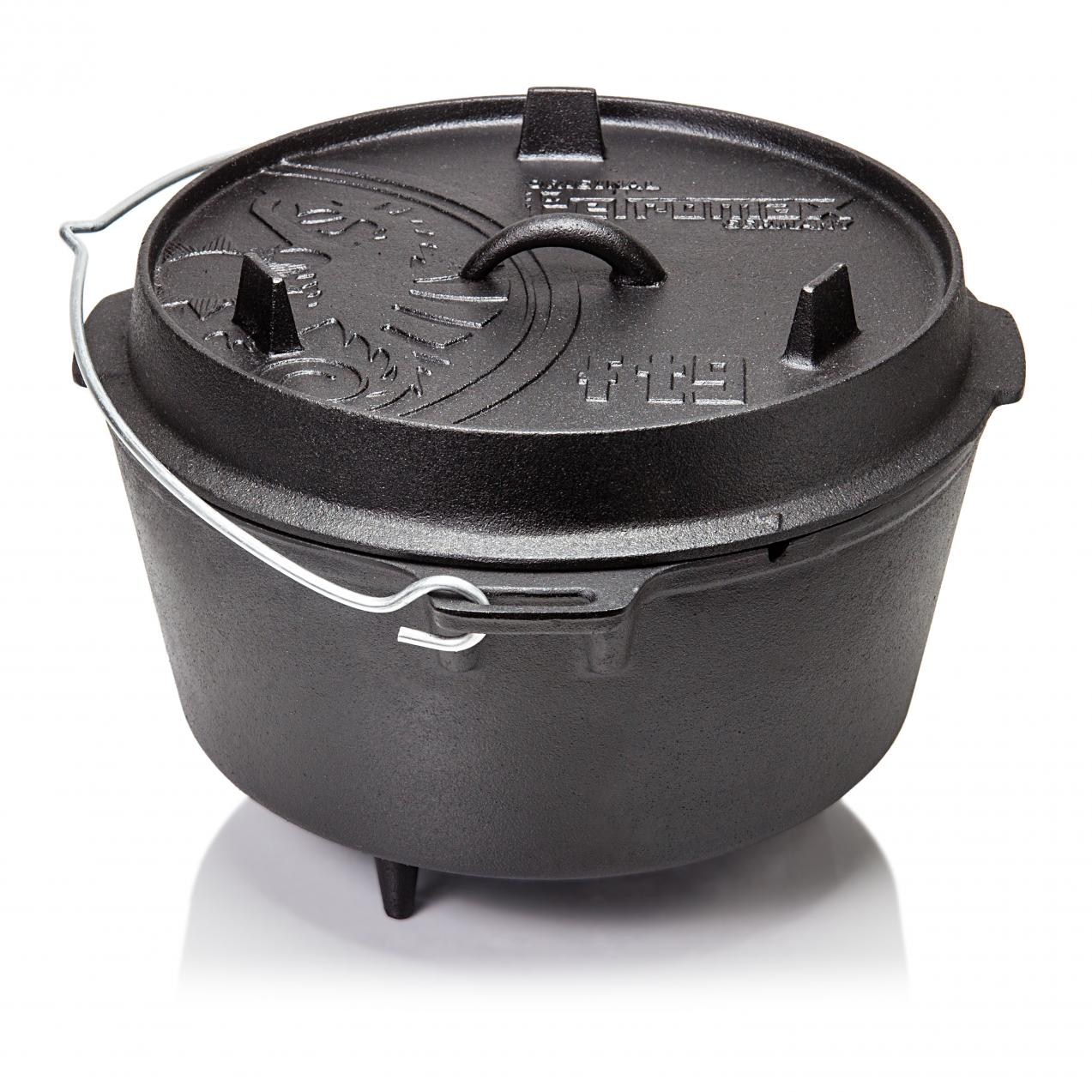 Petromax Dutch Oven ft18 ohne Füße
